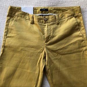 Gap yellow pants